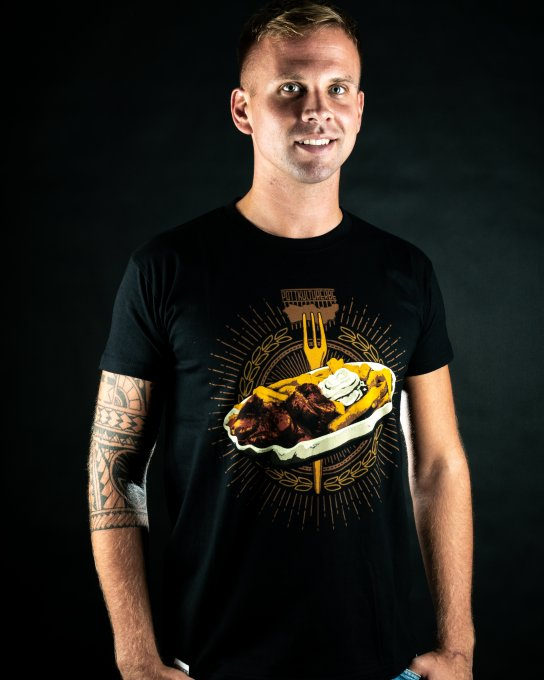 "Pottkulturerbe-Shirt ""Currywurst"""