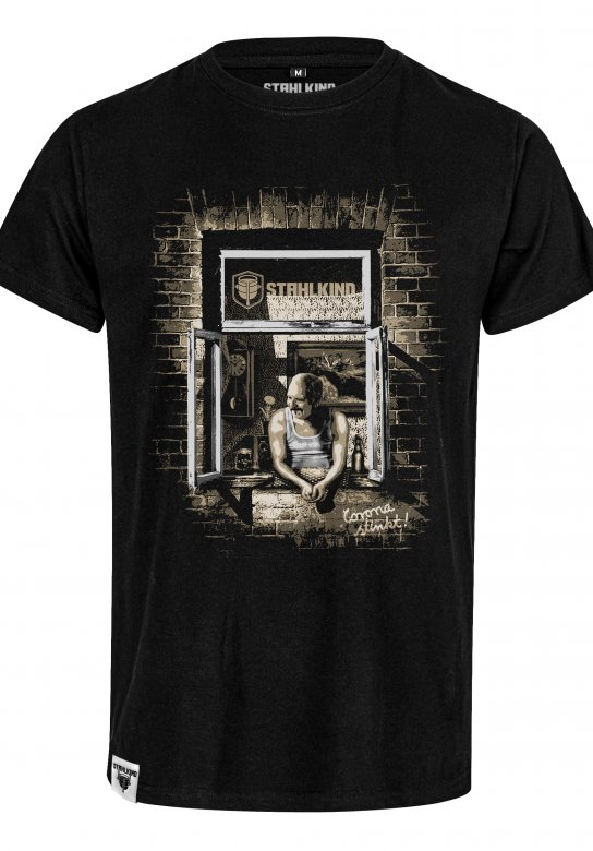 "T-Shirt ""Fensterrentner"""